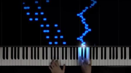 钢琴华丽弹奏《野蜂飞舞》马克西姆改编版