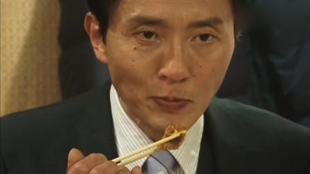 孤独的美食家:这鸡排跟猪排炸得好香啊,羡慕五郎叔吃的这么好!