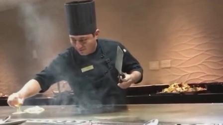 日本顶级厨师,一个鸡蛋都可以玩得这么花俏!
