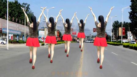 《我们走在大路上》听歌跳舞把身健,快乐开心每一天