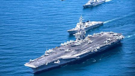 若美国派出11艘航母,中国能对付得了吗?美军上将已发出答卷