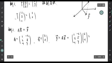 欧氏空间上的线性变换