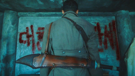 一部彪悍生猛的韩国经典战争电影 刀刀夺命 枪枪致命!