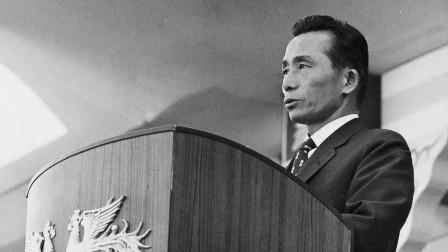 一韩国人追随日本侵略中国,屠杀我国人民,战败后回韩国当了总统