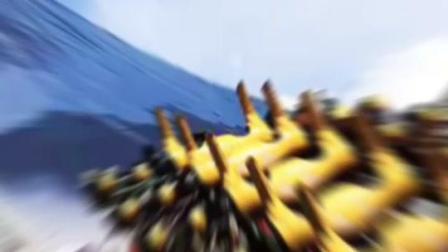 #日本规定坐过山车禁止尖叫