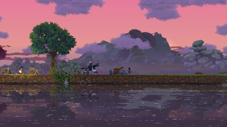 【混沌王】《王国:两位君主》瘟疫岛双金冠生存一百天世界纪录(63-70天)