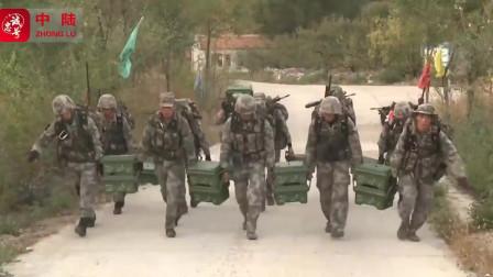 """军媒播出解放军中部战区陆军代号""""响箭""""的特种部队官方视频,感受一下这支神秘的特种部队"""