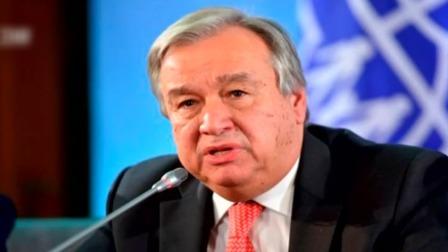 说天下 2020 联合国秘书长呼吁加强对武装中平民的保护