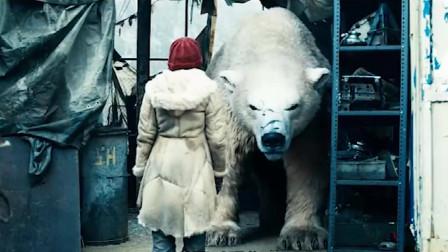 小女孩救下一头熊,穿上铠甲后,为她征战天下