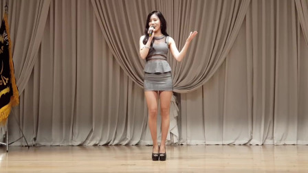 韩国美女音乐老师花信风