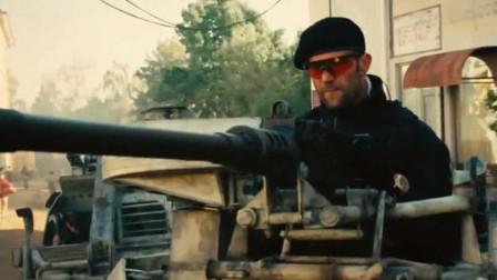 这才是男人的电影,真正的硬汉,热血的枪战!