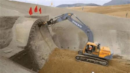 中国一隧道3年才挖4米,印度想嘲笑,英国却竖起了大拇指