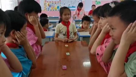 大宝在学校的六一儿童节活动