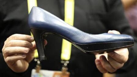 日本人发明黑科技高跟鞋,能随时自由伸缩,堪称女性的福音