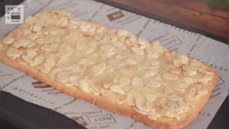 喜欢杏仁饼干的朋友们,佛罗伦萨杏仁饼干,自己动手就能完成