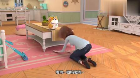短腿小柯基:你永远不知道你妈会背着你做些什么?