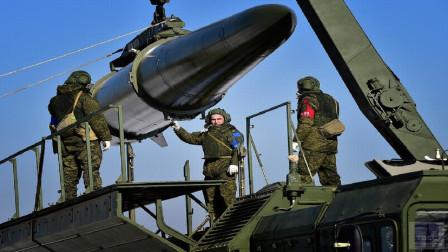 刚放话核弹部署俄边境,卫星就发现危险一幕,美国这次惹下麻烦了
