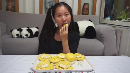 春日美食家向日葵豆沙包,颜值超高又好吃,很适合做早餐