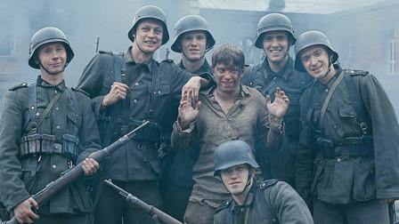 苏联战俘遭德军羞辱,强装笑脸只为活着,结局没想到会是这样!