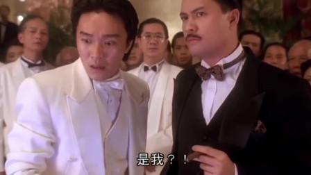 赌侠2:阿星拿到烂牌竟还梭哈,谁知竟赢了对面同花顺,太戏剧了