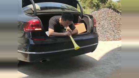 湖南株洲女司机:每次停车都停不好,有了这款人工智能,女司机再也不怕停车难了