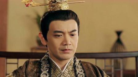 公主献上糕点,太上皇吃的赞不绝口,李世民听到名字后陷入沉思