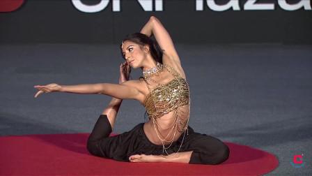 风情肚皮舞 Belly Dance TED现场表演25
