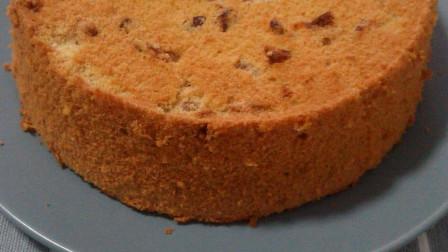 在家自己做蛋糕,这样做既好吃还方便,进来看看