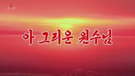 歌曲《啊!思念的Marshal》——朝鲜牡丹峰乐团