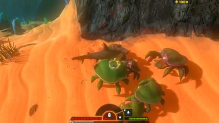 海底大猎杀:无敌小螃蟹家族