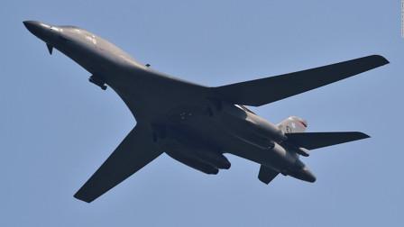 施加更大压力,美军轰炸机逼近家门口,模拟对俄进行精确打击