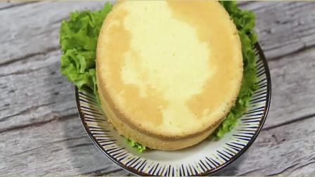 简单又好吃的水蒸蛋糕做法
