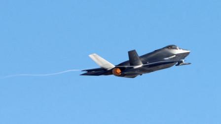 """为何F-35会""""烧屁股""""?试飞员透露最新细节,证明中国人选择正确"""