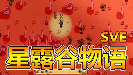 【肥星耀】冲啊 !!!绯红荒原!  星露谷物语SVE扩展多mod 第35期!