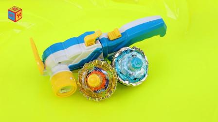 飓风战魂陀螺组装挑战赛战神之翼第二弹
