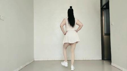 弹跳健身版《姑娘我等你》活力动感,轻松减脂跳起来