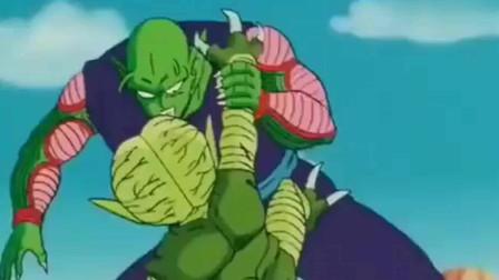 七龙珠:敢在比克面前伤害悟饭,直接把他揍上天,去死吧