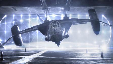 特效炸裂!一架有思想的战机,经历无数战事,依然顽强求生!