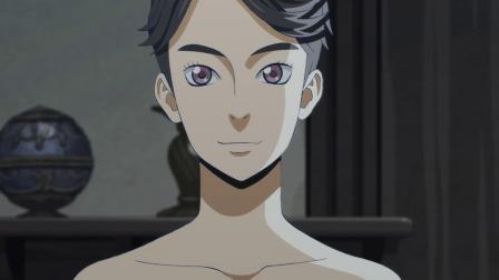 石川翻阅恐吓信了解事件缘由,帅气的委托人竟是女扮男装