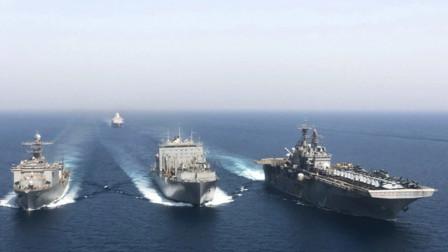 无视伊朗警告,美军举行实战演习,一旦开战将夺取关键岛屿