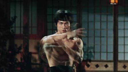 李小龙大战俄国拳王,拳拳到肉,再也看不到这么精彩的武打动作了