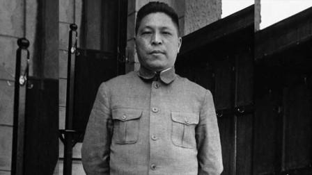 他是老蒋的五虎将之一,临终前说:墓地要朝向大陆的方向