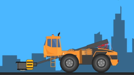 清洁车回收垃圾