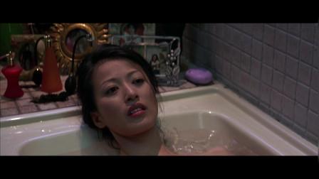香港经典惊悚电影《双瞳》,双瞳女孩为了修炼成仙,酿成悲剧