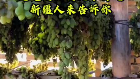 葡萄干究竟要不要洗了再吃?新疆人来告诉你!