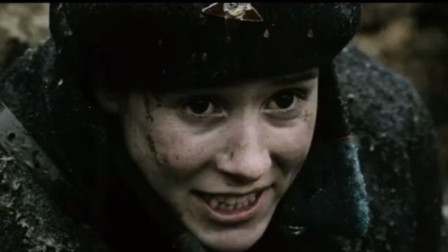 年轻的女士兵,经历了苏德战场的残酷,见证了英雄的诞生