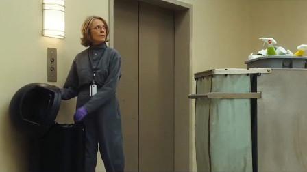 保洁大妈注意到银行漏洞,利用垃圾桶偷了三年钱,成了亿万富翁
