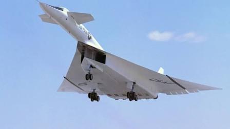 """苏联留下的遗憾!机头可以""""折断""""的轰炸机,速度高达3马赫"""