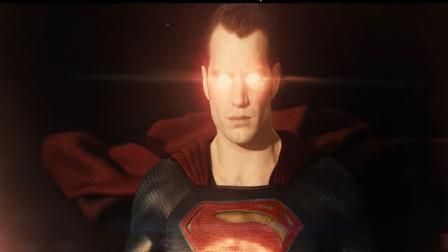 《蝙蝠侠大战超人》在超人的绝对力量面前,地球上的武器都是不够看的