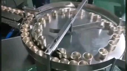 高档铁罐子橄榄油灌装封口机 食用油灌装机 人造黄油和酥油封口机用这款小罐茶包装瞬间高大上…~